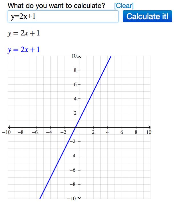 Graphing Equations Using Algebra Calculator Mathpapa
